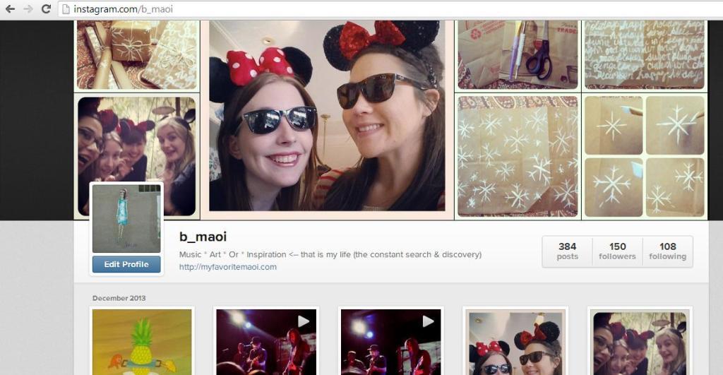 BMAOI Instagram