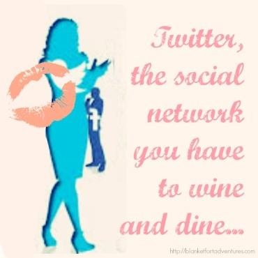 twitter social media interaction