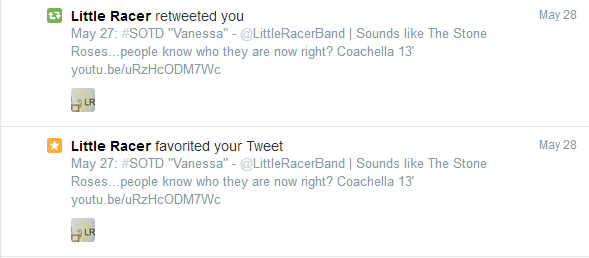 little racer vanessa