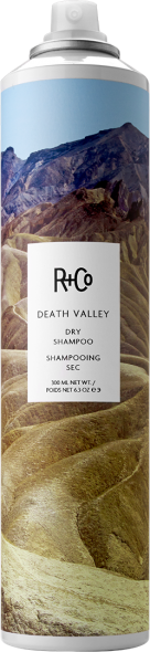 rco dry shampoo death valley