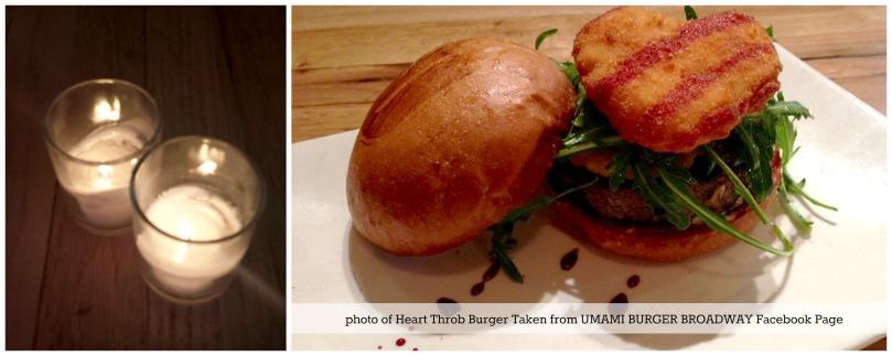 umami broadway romantic dinner
