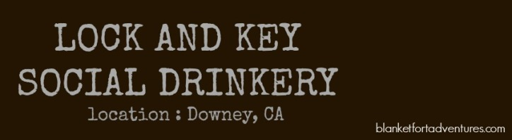 lock and key social drinkery