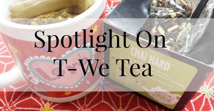 T We Tea Interview