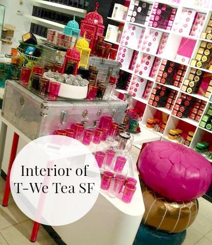 T We Tea San Francisco