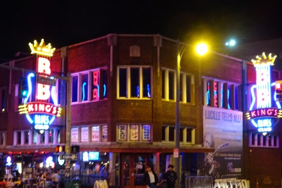 Beal Street Memphis