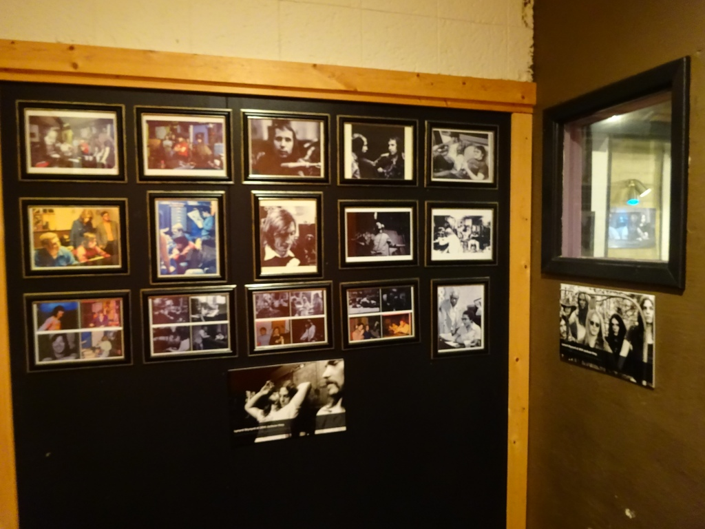 Muscle Shoals Bass Recording Room