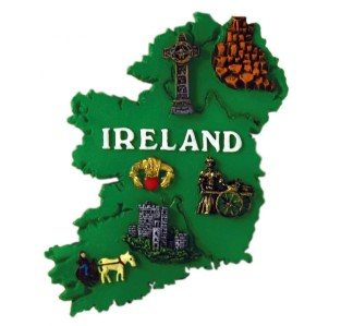 Ireland magenet