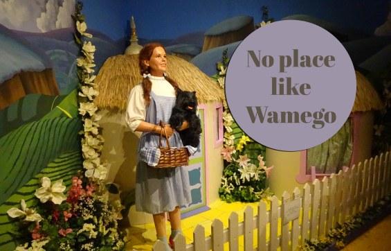 wamego Kansas oz museum