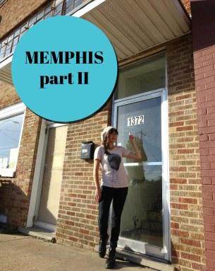 road trip Memphis