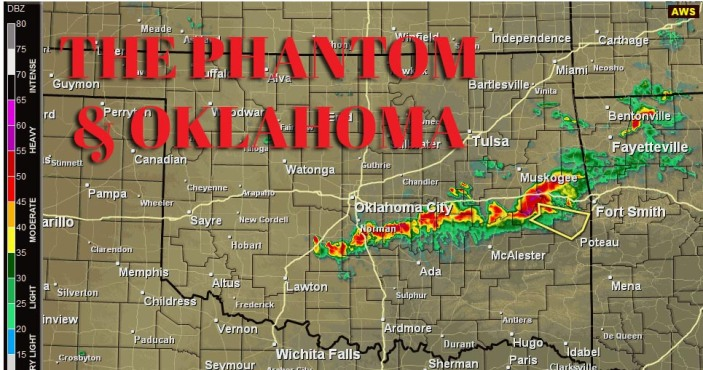 bad weather and oklahoma