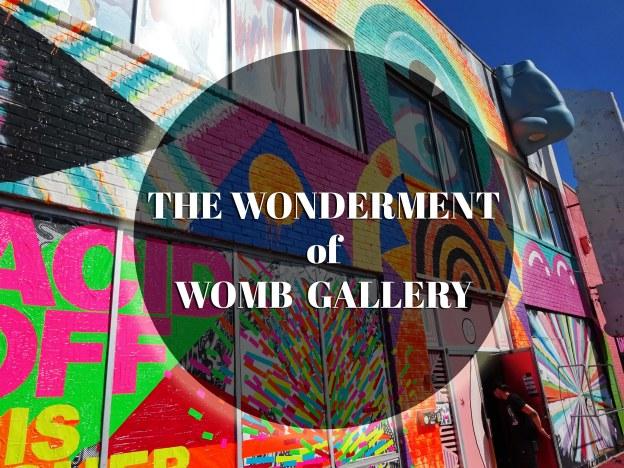 womb gallery roadtrip
