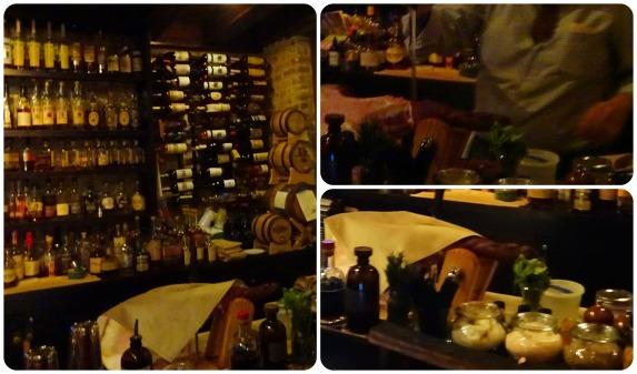 HUSK Charleston Bar House