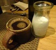 HUSK Coffee and Milk