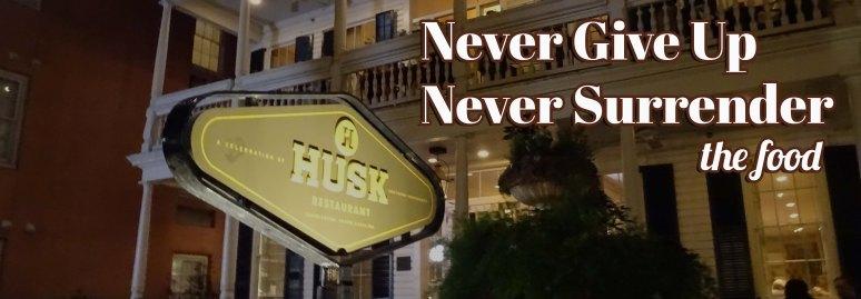 HUSK Restaurant Road Trip