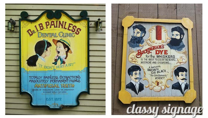 dollywood signs