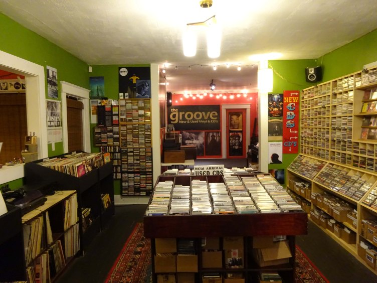 Groove Record Store Nashville TN