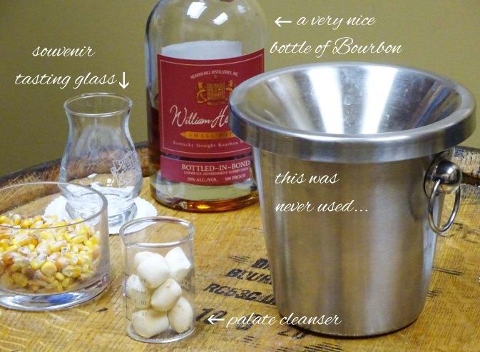 Heaven Hill Bourbon Tasting