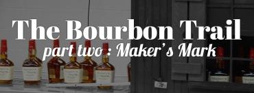 bourbon trail makers mark