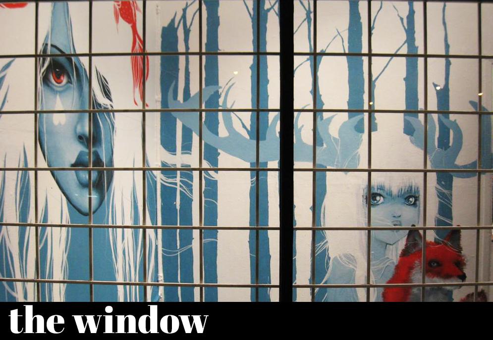 thinkspace window camilla d'errico