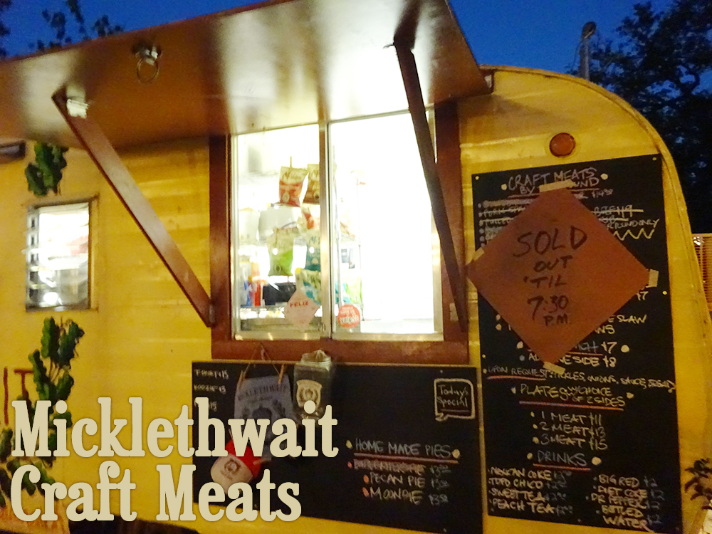 Micklethwait Craft Meats BBQ